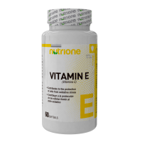 Vitamin E - 60 Softgels - Kaufe Online bei MOREmuscle