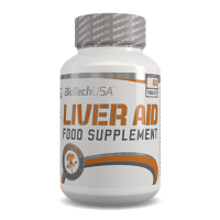 Liver aid - 60 tabs - Kaufe Online bei MOREmuscle