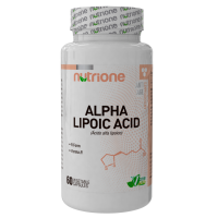 ALA (Alpha Lipoic  Acid) - 60 Vcaps- Buy Online at MOREmuscle