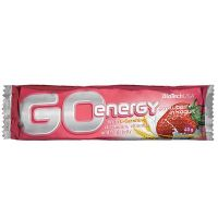 Go energy bar - 40g - Biotech USA