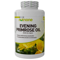 Evening primrose oil - 400 softgels - Kaufe Online bei MOREmuscle