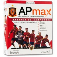 Apmax energy - 20 vials- Buy Online at MOREmuscle