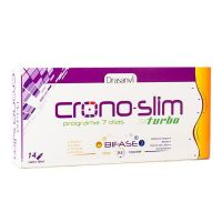 Crono-slim turbo - 14 vials