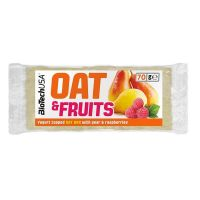Oat & fruits - 70g - Biotech USA