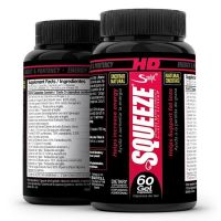 Squeeze hd - 60 softgels- Buy Online at MOREmuscle
