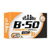 B-50 complex - 60 vcaps - Kaufe Online bei MOREmuscle