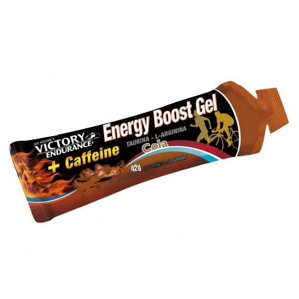 Energy Boost Gel Caféine