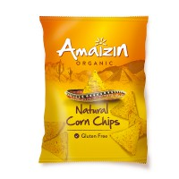 Natural corn chips - 75g