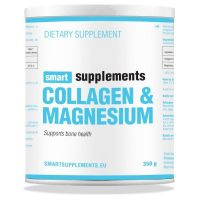 Colageno e Magnésio - 350 g - Smart Supplements