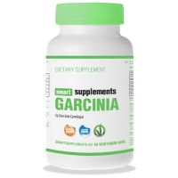 Garcinia Cambogia 1g - 60 cápsulas vegetales [smart supplements] - Smart Supplements