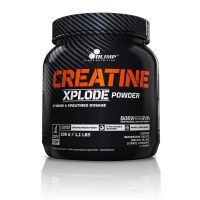 Creatine Xplode - 500 g- Buy Online at MOREmuscle