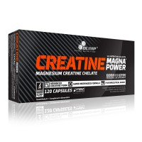 Creatina Magna Power - 120 capsule - Acquista online su MASmusculo