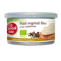 Vegetable pate at 3 peppers - 125g - Céréal Bio