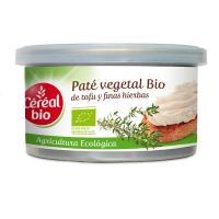 Vegetable pate of tofu and fine herbs - 125g - Céréal Bio