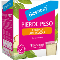 Pierde peso (lose weight) - 20 sachets 76g - Bicentury
