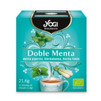 Double mint - 21,6 g- Buy Online at MOREmuscle