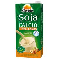 Calcium hazelnut soy drink - 1l- Buy Online at MOREmuscle