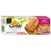 Muesli with oat biscuit - 290g - Gerblé