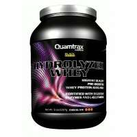 Hydrolized Whey - 2,3 kg - Quamtrax Black Series