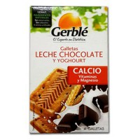 Galletas de Chocolate con Leche y Yogurt - 46g - Gerblé