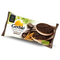 Tortita de Arroz con Chocolate Belga - 100g [Gerblé]
