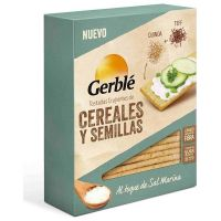 Quinoa and teff toasts - 100g - Gerblé