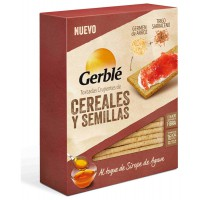Buckwheat and rice germ toasts - 100g - Gerblé