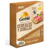 Poppy seeds and millet toasts - 100g - Gerblé