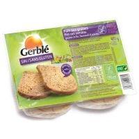 Pan con Semillas Sin Gluten de 400g de la marca Gerblé (Panaderia Dietetica)