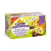 Mini biscuit with chocolate chips gluten free - 180g - Gerblé