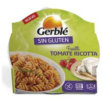 Tomato and ricotta cheese pasta gluten free - 250g - Faites vos achats online sur MASmusculo
