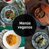 Menu for vegans - MiPlato
