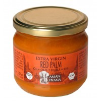 Red palm oil - 325ml- Buy Online at MOREmuscle
