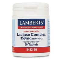 Lactase complex 350mg - 60 tablets