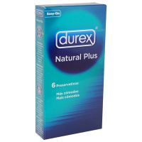 Condoms natural plus