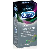 Condoms prolonged pleasure - Durex