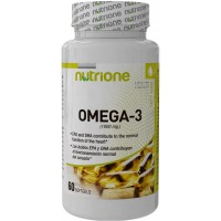 Omega 3 1000mg - 60 softgels [nutrione]