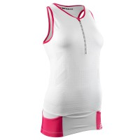 Camiseta sin Mangas Mujer TR3 Aero [compressport] - Compressport