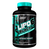LIPO - 6 Black Hers - 120 cápsulas- Buy Online at MOREmuscle