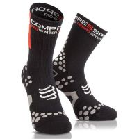 Calcetines de Ciclismo de Invierno Pro racing V2.1 de Compressport
