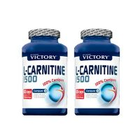 2 x 1 L-Carnitine (100 caps)- Buy Online at MOREmuscle