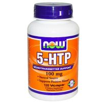 5htp 100mg - 120 vcaps - Now Foods