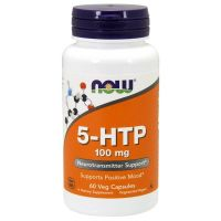 5htp 100mg - 60 vcaps - Now Foods