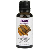 100% pure cinnamon cassia - 30ml - Now Foods