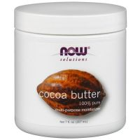 Cocoa butter 100% pure - 207ml