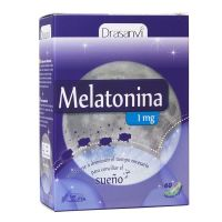 Melatonin 1 mg - 60 vcaps