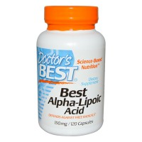 Alpha lipoic acid 150mg - 120 caps- Buy Online at MOREmuscle
