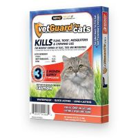Vetguard for cats (vetiq) - 3 month supply [vetiq] - VetGuard Plus