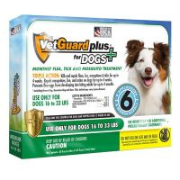 Vetguard Plus for Medium-sized Dogs - 6 month supply VetGuard Plus - 1