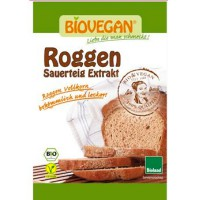 Rye sour dough extract bio - 30g- Buy Online at MOREmuscle